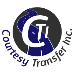 Courtesy Transfer Inc. Logo