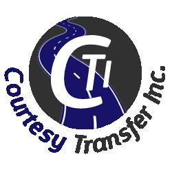 Courtesy Transfer Inc. Logo